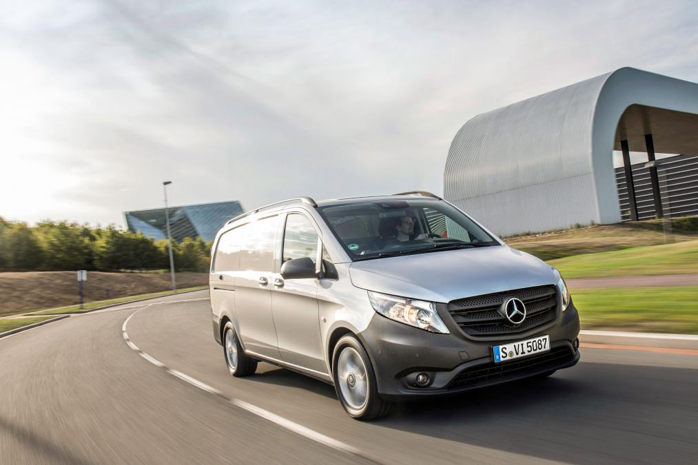 Rent Mercedes-Benz Vito kaubik - 0