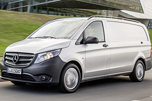RENT - Mercedes-Benz Vito kaubik